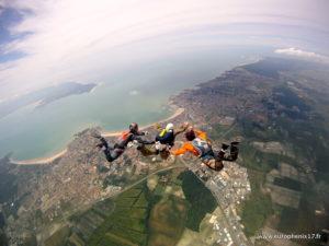 Royan Skydive - Europhenix17