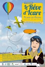 Le rêve d'Icare 2012 à Royan