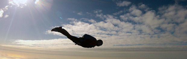 saut parachute 6000m Royan
