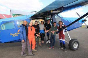 parachutisme Europhenix 17 Royan Charente Maritime