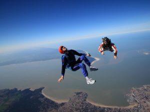 stage pac parachutisme royan