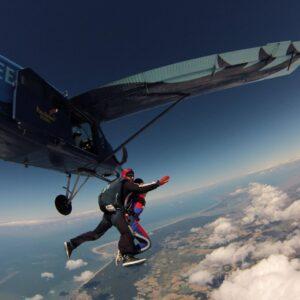 bapteme saut en parachute