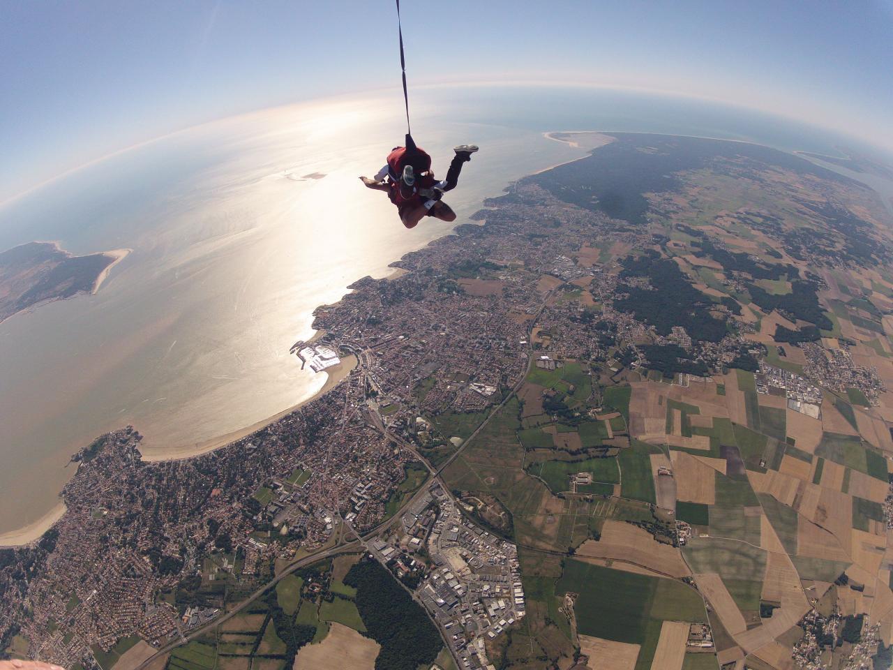 Royan Parachutisme 1